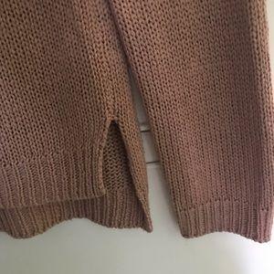 Sweaters - Light pink knit sweater
